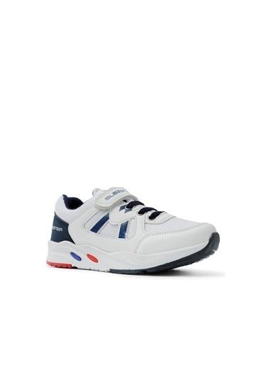 Slazenger Slazenger ENJOY I Sneaker Çocuk Ayakkabı  Beyaz